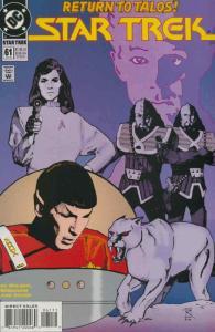 Star Trek (4th Series) #61 VF/NM; DC | save on shipping - details inside