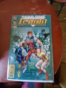 The Legion of Super-Heroes Annual #6 (1995)