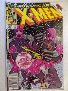 The Uncanny X-Men #202 (1986)