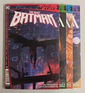 Future State The Next Batman #1-4 (DC 2021) 1 2 3 4 John Ridley (9.0+)