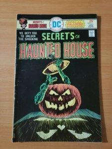Secrets of Haunted House ~ FINE - VERY FINE VF ~ 1976 DC Comics