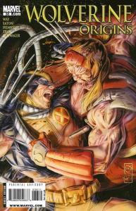 WOLVERINE: ORIGINS (2006 Marvel Comics) #38