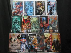 ULTIMATES 2 (2005) 1-13,Ann1-2  COMPLETE!