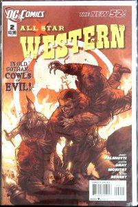 All-Star Western #2 (2011)
