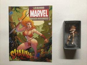 Shanna The She-Devil Marvel Figure Collection 168 Lead Magazine Eaglemoss