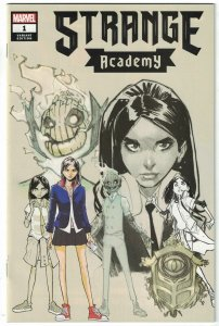 Strange Academy #1B VF/NM; Marvel | Variant Cover by Humberto Ramos