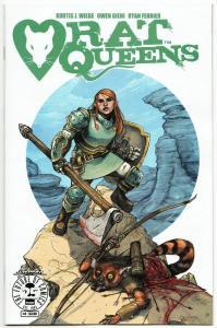 Rat Queens Vol 2 #4 Cvr B (Image, 2017) NM