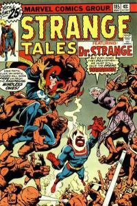 Strange Tales (1951 series) #185, VF+ (Stock photo)