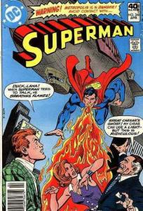 Superman (1st Series) #346 VF/NM; DC | save on shipping - details inside