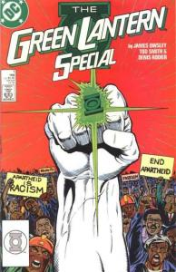 Green Lantern (1960 series) Special #1, VF+