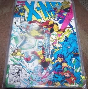X Men  # 3 (Dec 1991, Marvel) jim lee wolverine rogue gambit psylocke
