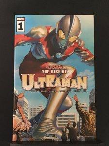 The Rise of Ultraman #1 (2020)