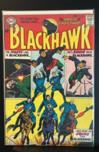 Blackhawk #203 (1964)