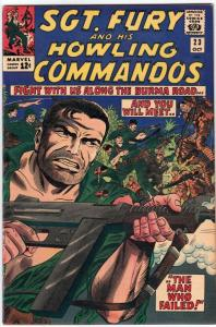 Sgt. Fury and His Howling Commandos #23 (Oct-65) FN/VF+ High-Grade Sgt. Fury,...