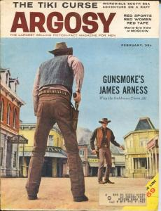 Argosy 11/1959-James Arness-Gunsmoke-Russia Today-Lincoln-Assassination-VG-