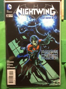 Nightwing #20 The New 52
