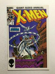 X-Men Annual 9 Near Mint Nm Marvel
