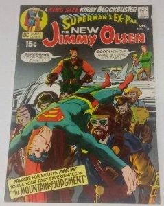 Jimmy Olsen #134 (VG) 1st Appearance of DARKSEID! Bronze Age DC (id#001)