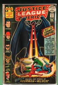 Justice League of America #96 (1972)