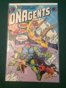DNAgents #2 vol 1