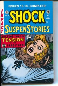 Shock Suspenstories Annual-#4-Issues15-18-TPB- trade