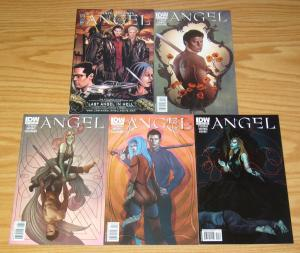 Angel #1-44 VF/NM complete series + annual - buffy vampire slayer spin-off A set