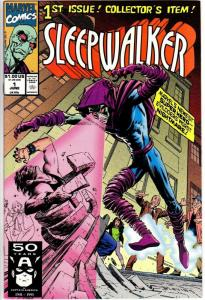 SLEEPWALKER 1 FN June 1991 the original pre Kirkman se