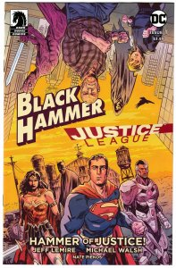 Black Hammer Justice League #1 Cvr A (Dark Horse | DC, 2019) NM