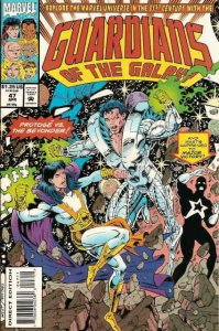 Guardians of the Galaxy #47 VF/NM; Marvel   save on shipping - details inside