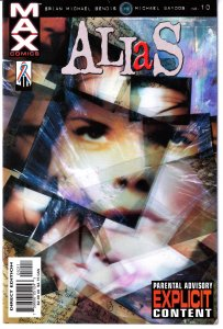 Alias(vol. 1) # 10,11,12,13,14 Spidey and The Runaway !