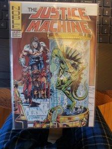 The Justice Machine #5 (1983)