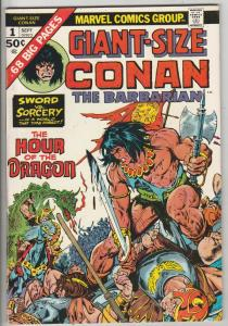Giant-Size Conan #1 (Sep-74) NM- High-Grade Conan