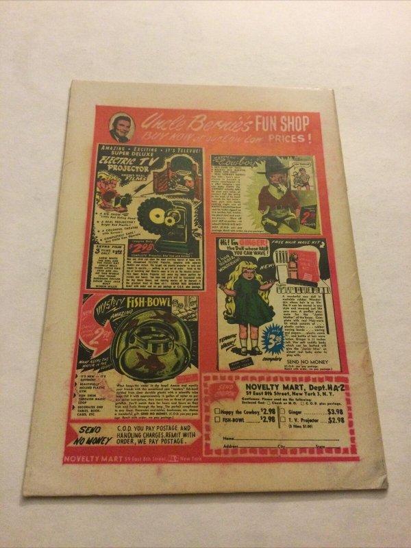 Dick Tracy Comics Monthly 55 Vg Very Good 4.0 Harvey Comics