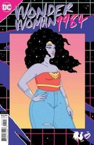Wonder Woman 1984 Variant Rooster Teeth Robin Eisenberg - DC - November 2020