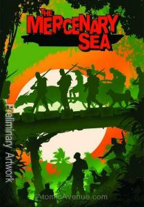 Mercenary Sea, The #4 VF/NM; Image | save on shipping - details inside