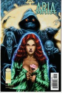 Aria(mini-series, 1999)# 1(Michael Turner Variant),2,3,4