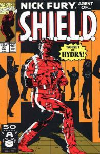 Nick Fury, Agent of S.H.I.E.L.D. (3rd Series) #23 VF/NM; Marvel | save on shippi