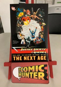 Justice Society Of America Vol. 1 The Next Age 2008 Paperback Geoff Johns