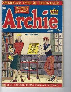 Archie 36