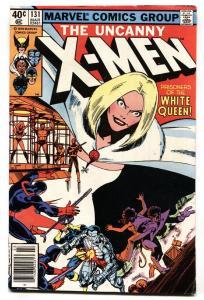 X-Men #131 1980 2nd Dazzler White Queen cover- VG+