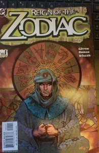Reign of the Zodiac #1 (2003)