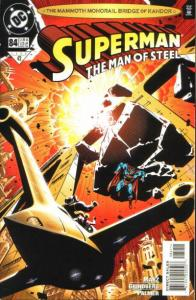 Superman: The Man of Steel #84, NM- (Stock photo)