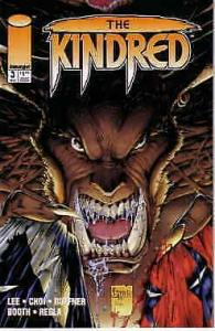 Kindred, The #3 VF; Image | save on shipping - details inside
