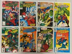 Amazing Spider-Man lot #376-399 1st Series 16 different books 8.0 VF (1993-'95)
