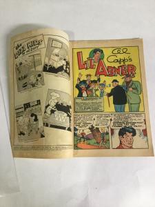 Li'l Abner Comics 70 Vg Very Good 4.0 Toby Press