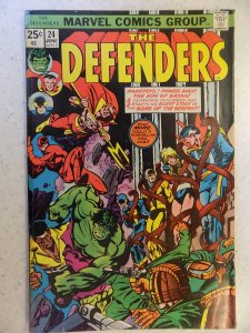 The Defenders #24 (1975)