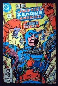 Justice League of America #215 (1983)