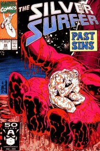 Silver Surfer (1987 series) #48, NM + (Stock photo)