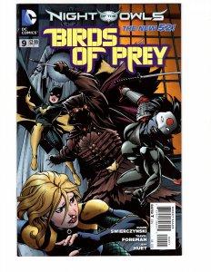Birds Of Prey #9 (VF/NM) ID#MBX3