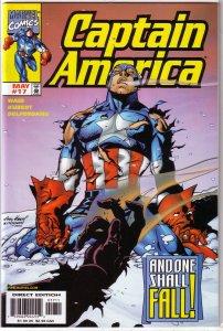 Captain America   vol. 3   #17 FN/VF